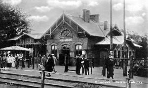 Stacja Kolei Warszawsko-Wiedeńskiej
