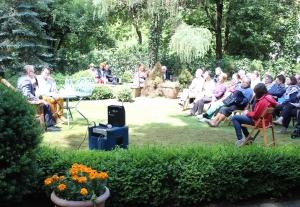 Ogród Filozoficzny. Festiwal Otwarte Ogrody 2015